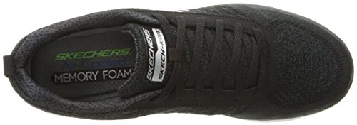Scarpe Flex Ginnastica Advantage nbsp;Golden da 0 2 Uomo Point Skechers Bkw Black YFdwOY