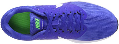 White Green R Blue 7 Adulto de Downshifter Mega Strike Running Blue Nike Zapatillas Azul Unisex Deporte X8xYFF