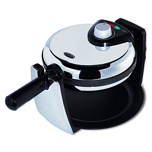 Oster Electric Can Opener Flip Nonstick Belgian Waffle Maker