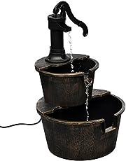 vidaXL Fuente para Jardines