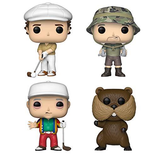 Funko Movies: Pop! Caddyshack - Ty, Al, Carl, Gopher