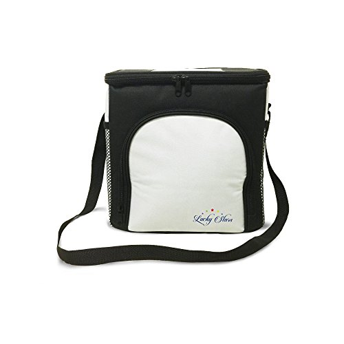 6 pack insulated lunch bag - 1