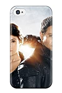 Fashion Tpu Case For Iphone 4/4s- Hansel And Gretel Witch Hunters Defender Case Cover