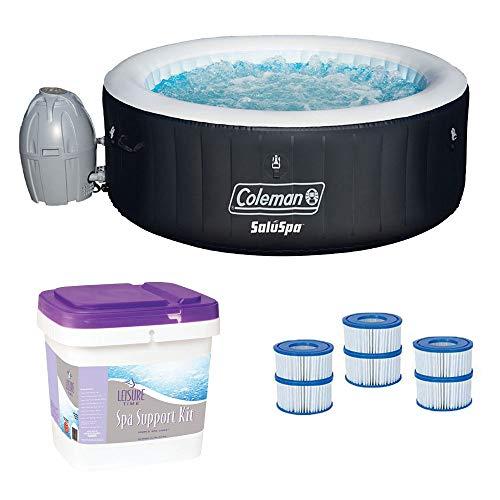 saluspa inflatable tub