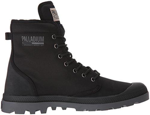 Palladium Mænds Pampa Fast Ranger Tp Chukka Støvle Sort w0b3AyNJ7