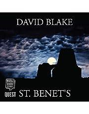 St. Benet's: British Detective Tanner Murder Mystery Series, Book 2