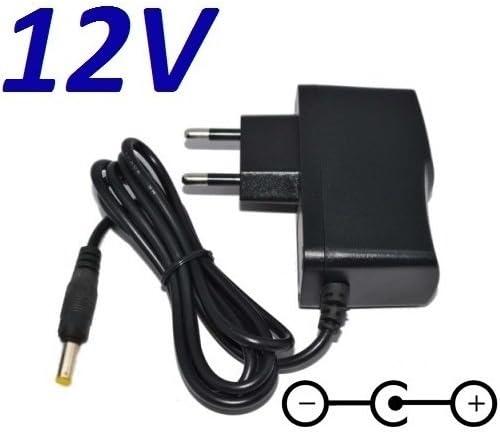 CARGADOR ESP ® Cargador Corriente 12V Compatible con Reemplazo Television Televisor TV Vector Vision VEC-1951P VEC1951P VEC 1951P Recambio Replacement: Amazon.es: Electrónica