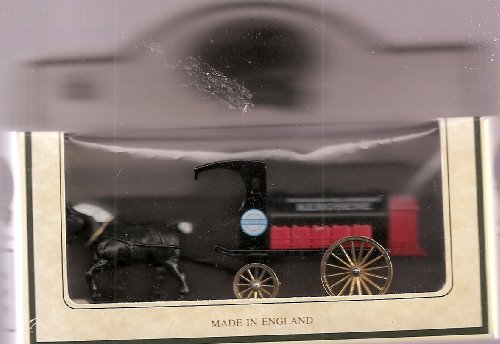 Chevron Commemorative Horse Drawn Wagon - Made in (Horse Carriage Model)