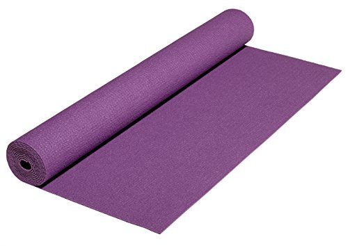Bheka Long Life Yoga Mat Purple 96 Inches