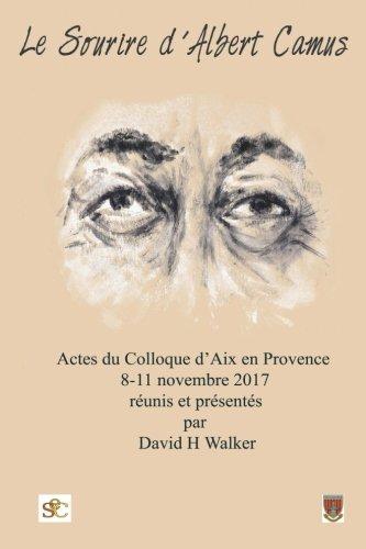 Le Sourire d'Albert Camus (French Edition)