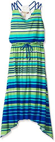 Big Girls Knit Maxi Dress Navy