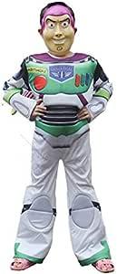 WSJDE Story 4 Buzz Lightyear Disfraz de Cosplay Cosplay s Uniforme ...