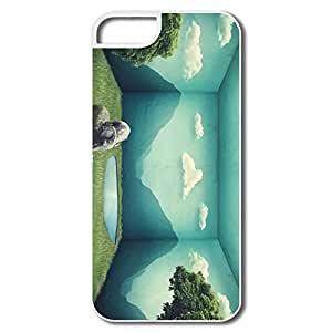 IPhone 5 5s Case Cover Elephants Nature - Custom Make Geek IPhone 5 5s Cover For Team