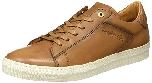 Pantofola d'Oro Firenze Uomo Low - Zapatillas de casa Hombre marrón (tortoise shell)