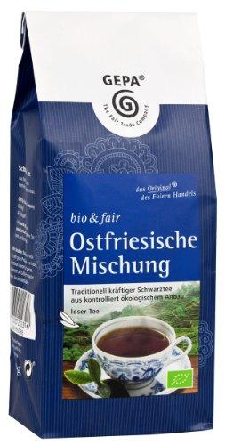 GEPA Ostfriesische Mischung, 1er Pack (1 x 250 g) - Bio