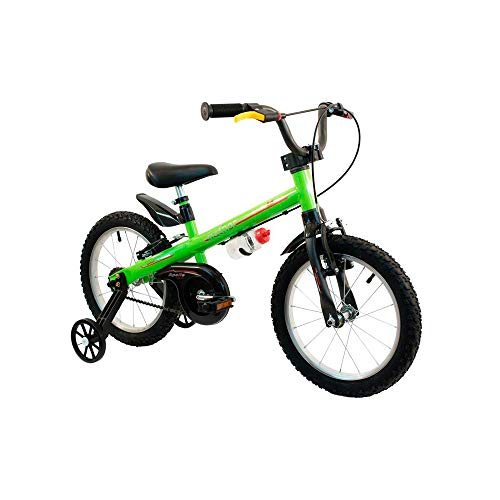 Bicicleta Aro 16 Raiada Apollo - Nathor