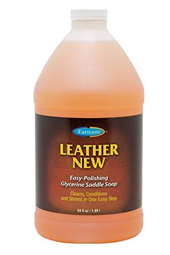 Farnam Leather New 1/2 Gal ()