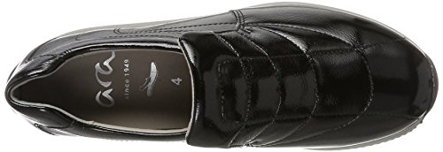 Ara Ladies Slippers Lisbon Black (nero)