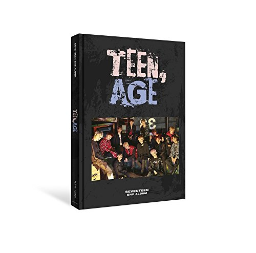 SEVENTEEN - TEEN, AGE (Vol.2) [RS ver.] CD+Photocard+Sticker+On Pack Poster+ Folded Poster + Postcard + Extra Photocard