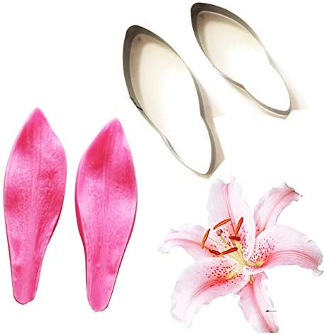 Lily Petal B Silicone Veiner