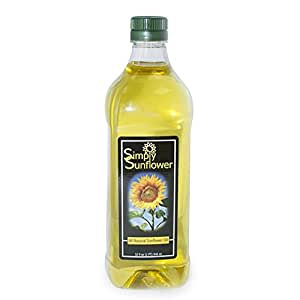 Simply Sunflower All Natural Sunflower Oil 32 oz.
