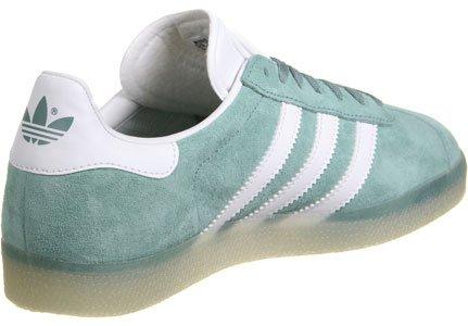 adidas Gazelle, Zapatillas Unisex Adulto Verde