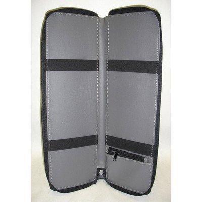 Winn Napa Leather Tie Case, Black by Winn