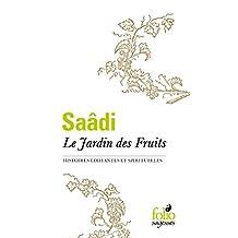 JARDIN DES FRUITS (LE) (HISTOIRES ÉDIFIANTES ET SPIRITUELLES)