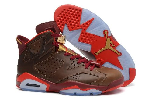 Jordan Air Jordan 6 Retro Mens Style: 384664