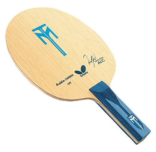 Butterfly Timo Boll ALC ST Blade with Tenergy 05 2.1 Red/Black Rubbers Pro-Line Table Tennis Rack