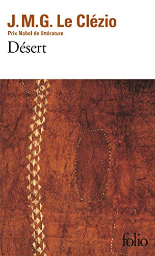 Desert (Collection Folio, 1670) (French Edition)