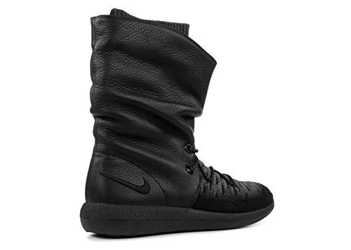Grey Flyknit Black Black 861708 Sneakers Trainers Roshe Womens Dark NIKE Boots Two Hi qpCUUBw