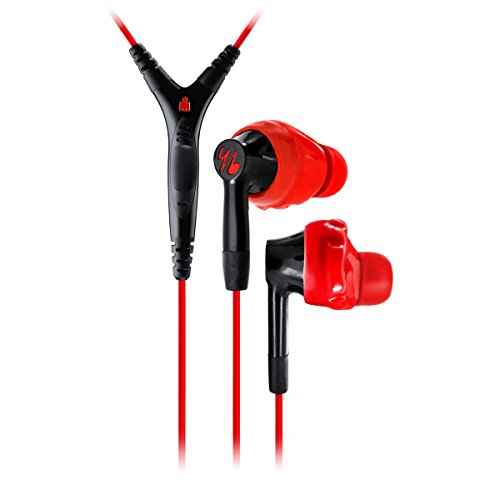 Yurbuds Inspire 400 Fitness Headphones (Red)