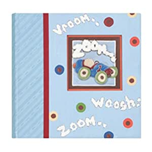 CR Gibson Zoom-zoom Bound Photo Journal Album (Discontinued by Manufacturer)