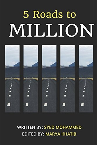 41LBwzInvsL - 5 Roads to Million: Wake Up the Sleeping Entrepreneur in You