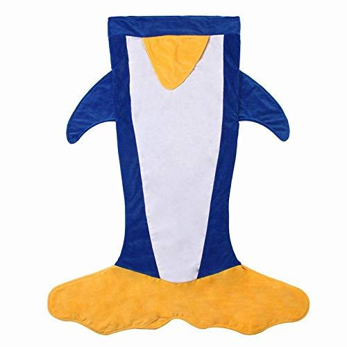JTIHGNFG® Haifischdecke Meerjungfrauenschwanz-Decke Pinguin Wütender Vogel Decke Warme Flanell Decke Sofa Bett Weihnachten Geburtstag Geschenk Mädchen Jungen Schlafsack, Flanell, 16 , LargeB07L5J4WTGSchlafsäckeVerrückter Preis, Birmingham |