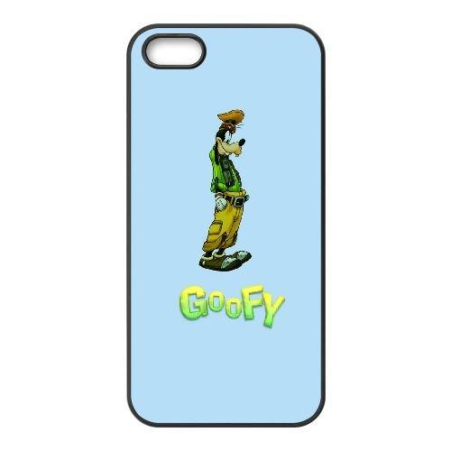Goofy SX44UN7 coque iPhone 4 téléphone cellulaire 4S cas coque G7PG2I5MW