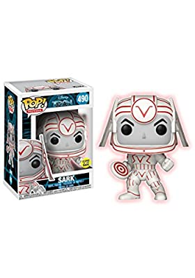 Funko POP Movie Tron Character Toy Action Figures by Funko