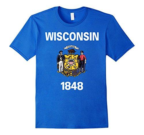 mens-wisconsin-wi-state-flag-usa-t-shirt-medium-royal-blue