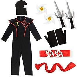 Ninja Kostüm Halloween Kostüm Jungen