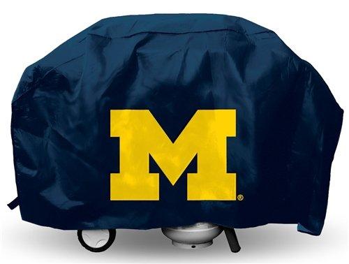 Michigan Wolverinesグリルカバーデラックス B004NDRDBY