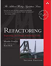 Refactoring (Pearson Addison-Wesley Signature Series)