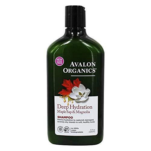 Avalon Organics, Shampoo Deep Hydration Maple Sap And Magnolia, 11 - Magnolia Deep