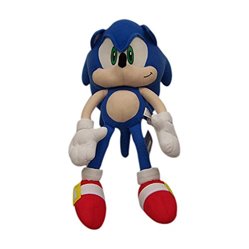 GE Animation Sonic The Hedgehog: 20'' Sonic Plush by GE Animation