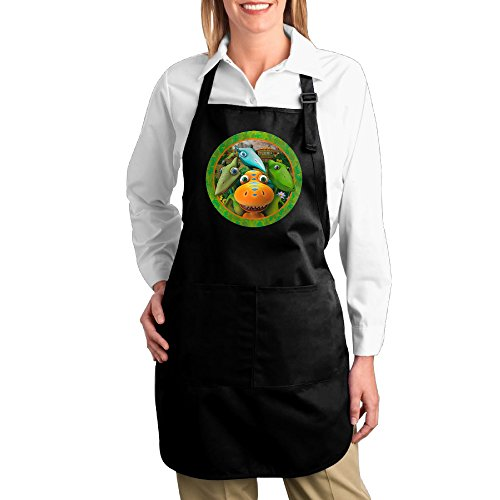 Costume Chef Muppets (Dinosaur Train Muppet Funny Cooking Apron Chef Kitchen Cooking Apron Bib)