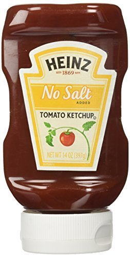 Heinz Added Tomato Ketchup Ounces product image