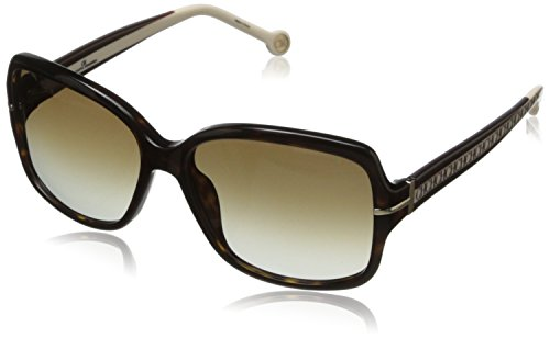carolina-herrera-womens-she574-722-square-sunglassestortoise57-mm