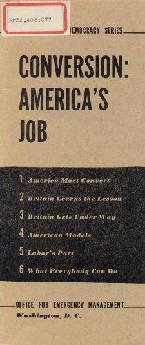 Conversion Americas job.