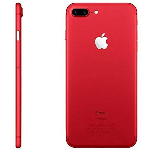 Spinzzy back cover for Apple iPhone 7 Plus  TPU/Red