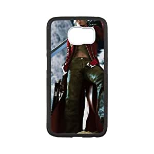 Devil May Cry 4 Samsung Galaxy S6 Cell Phone Case Blackten-161842